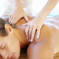 Soin massage hydratant