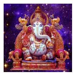 1h15 Pack massage couple 4 mains Ganesh