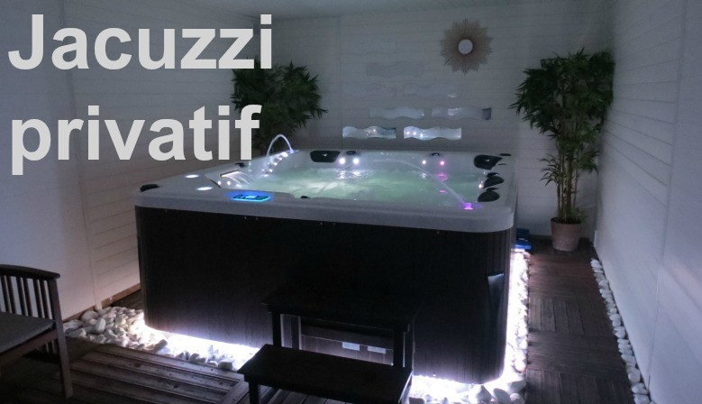jacuzzi privatif