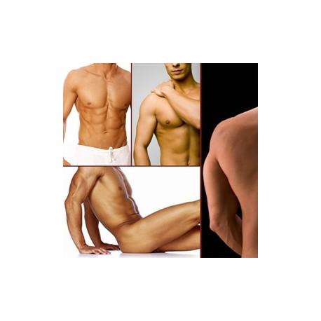 Bras ou épaules ou fesses
