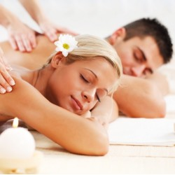2h00 Massage couple 4 mains Bouddha